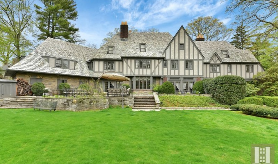 3 7 Million Historic Tudor Mansion In Montclair Nj