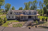 $1.9 Million Newly Built Traditional Home In Upper Saddle River, NJ