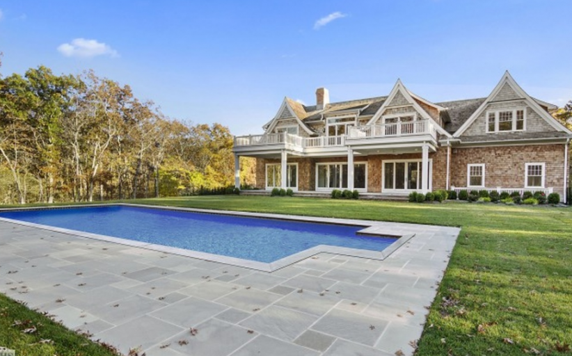 $4.495 Million Newly Built Shingle Home In Sag Harbor, NY