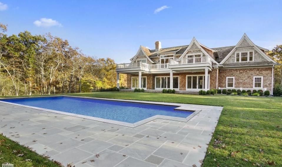 $4.495 Million Newly Built Shingle Home In Sag Harbor, NY