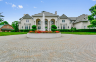 $5.9 Million Stucco Mansion In Stevenson, MD