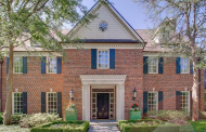 11,000 Square Foot Brick Mansion In Dallas, TX Re-Listed