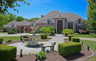 12,000 Square Foot Brick Mansion In Bentonville, AR