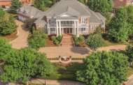 10,000 Square Foot Colonial Brick Mansion In Brentwood, TN