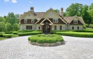 $5.75 Million Stone & Shingle Mansion In Mount Kisco, NY