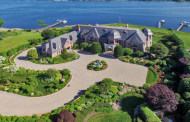 $13 Million French Inspired Waterfront Mansion In Middletown, NJ