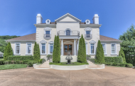 $2.395 Million Mansion In Brentwood, TN