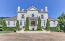 $2.395 Million Mansion In Brentwood, TN
