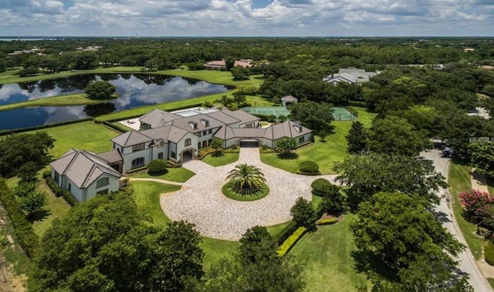 $3.495 Million Mansion In Orlando, FL