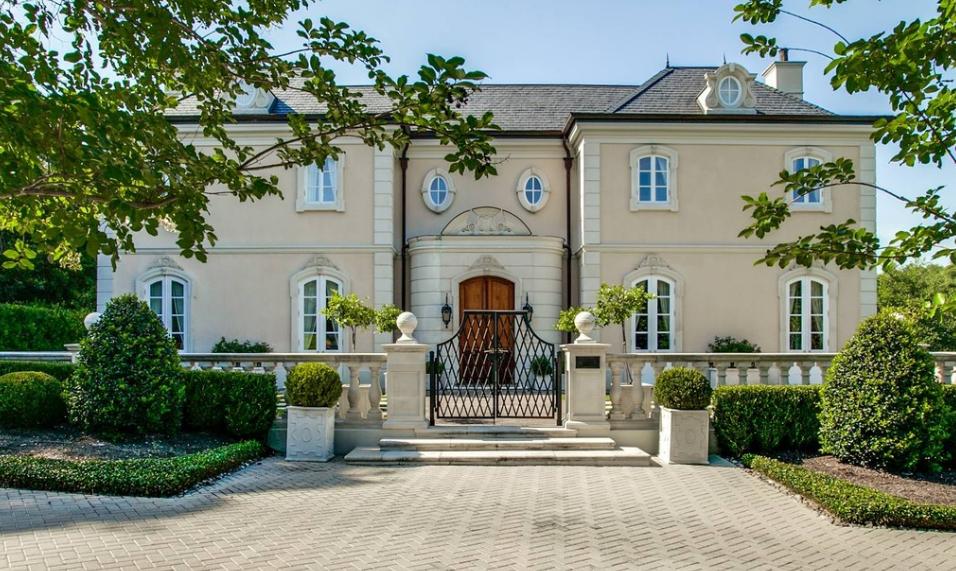 3 2 Million French Inspired Mansion In San Antonio Tx