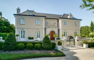 $3.2 Million French Inspired Mansion In San Antonio, TX