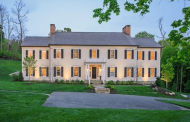 $3.695 Million Newly Built Colonial Home In Darien, CT