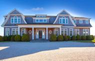 $9.95 Million Newly Built Shingle Mansion In Bridgehampton, NY