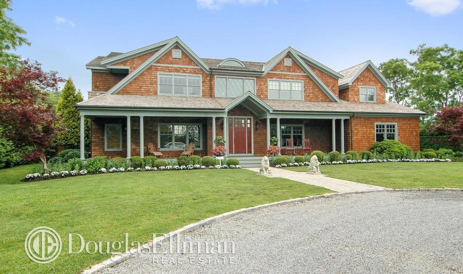$5.95 Million Shingle Home In Bridgehampton, NY
