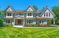 $2.6 Million Newly Buit Colonial Home In Franklin Lakes, NJ
