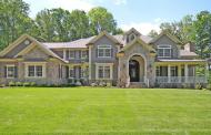 $2.195 Million Newly Built Colonial Home In Warren, NJ
