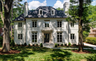 $2.675 Million Newly Built Brick Home In Charlotte, NC