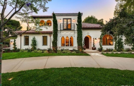 $7.498 Million Newly Built Mediterranean Home In San Marino, CA