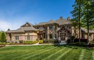 $1.5 Million Brick Mansion In Indian Land, SC