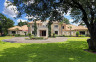 13,000 Square Foot Mansion In Houston, TX