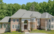 $2.25 Million Brick Mansion In Clarksville, MD