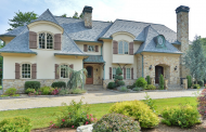 $2.495 Million Stone & Stucco Home In Mahwah, NJ