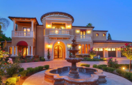$3.3 Million Mediterranean Home In Sacramento, CA