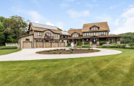 $6.85 Million Waterfront Home In Westport, CT