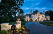 16,000 Square Foot Limestone Mansion In Saint Louis, MO