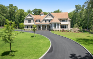 $2.995 Million Newly Built Shingle Mansion In Pound Ridge, NY