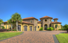 $4.2 Million Tuscan Inspired Waterfront Home In Myrtle Beach, SC