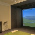 Golf Simulation Room
