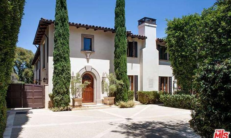 $8.995 Million Mediterranean Home In Los Angeles, CA