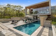 $12.995 Million Contemporary Home In Amagansett, NY