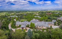 Mike Shanahan's 32,000 Square Foot Cherry Hills Village, CO Mega Mansion Listed For $22 Million