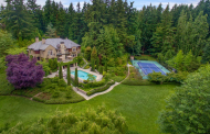 $7.3 Million Mansion In Bellevue, WA