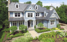 $3.3 Million Shingle Home In Winnetka, IL