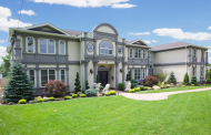10,000 Square Foot Colonial Mansion In Closter, NJ