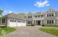 $8.9 Million Newly Built Shingle Mansion In Water Mill, NY