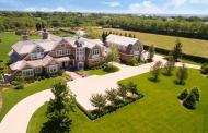 $29.9 Million Newly Built Shingle Mansion In Southampton, NY