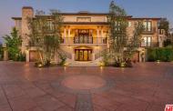 10,000 Square Foot Mediterranean Mansion In Tarzana, CA