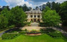$10 Million Mansion In Atlanta, GA