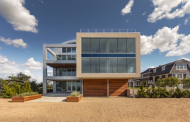 $19.95 Million Newly Built Contemporary Oceanfront Mansion In East Quogue, NY