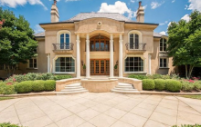 $3.199 Million European Inspired Home In Charlotte, NC