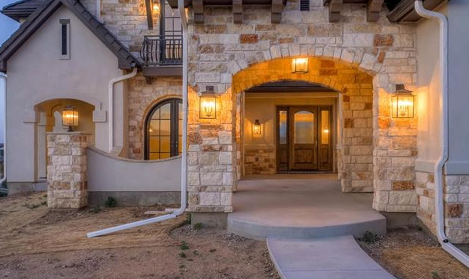 2 Million Newly Built Stone Amp Stucco Home In Highlands