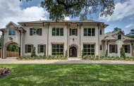 $2.625 Million Newly Built Brick, Stone & Stucco Home In Houston, TX