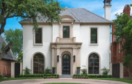 $2.195 Million Newly Built Stucco Home In Dallas, TX