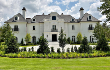 12,000 Square Foot Newly Built Waterfront Mansion In Ocala, FL