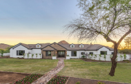 $3.325 Million Newly Built Stucco & Brick Home In Paradise Valley, AZ