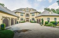 $1.395 Million Stucco Mansion In Broken Arrow, OK